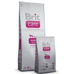 BRIT CARE JUNIOR LARGE BREED 12KG